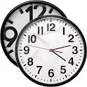 Bold Clockfaces for Battery Saving Analog Clocks icon