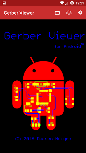Gerber Viewer for Android