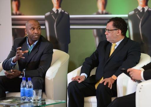 Former Bafana Bafana captain Lucas Radebe still habours Safa ambitions