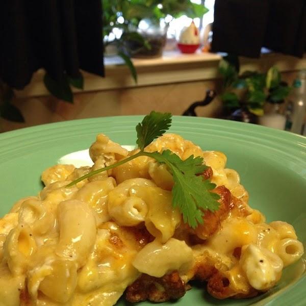 Magnificent Seven Cheeses & Mac Recipe