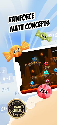 Monster Math 2: Fun Math Games. Kids Grade K-5 1137 screenshots 4
