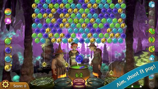 Bubble Witch Saga screenshot 1