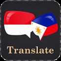 Indonesian Filipino Translator icon