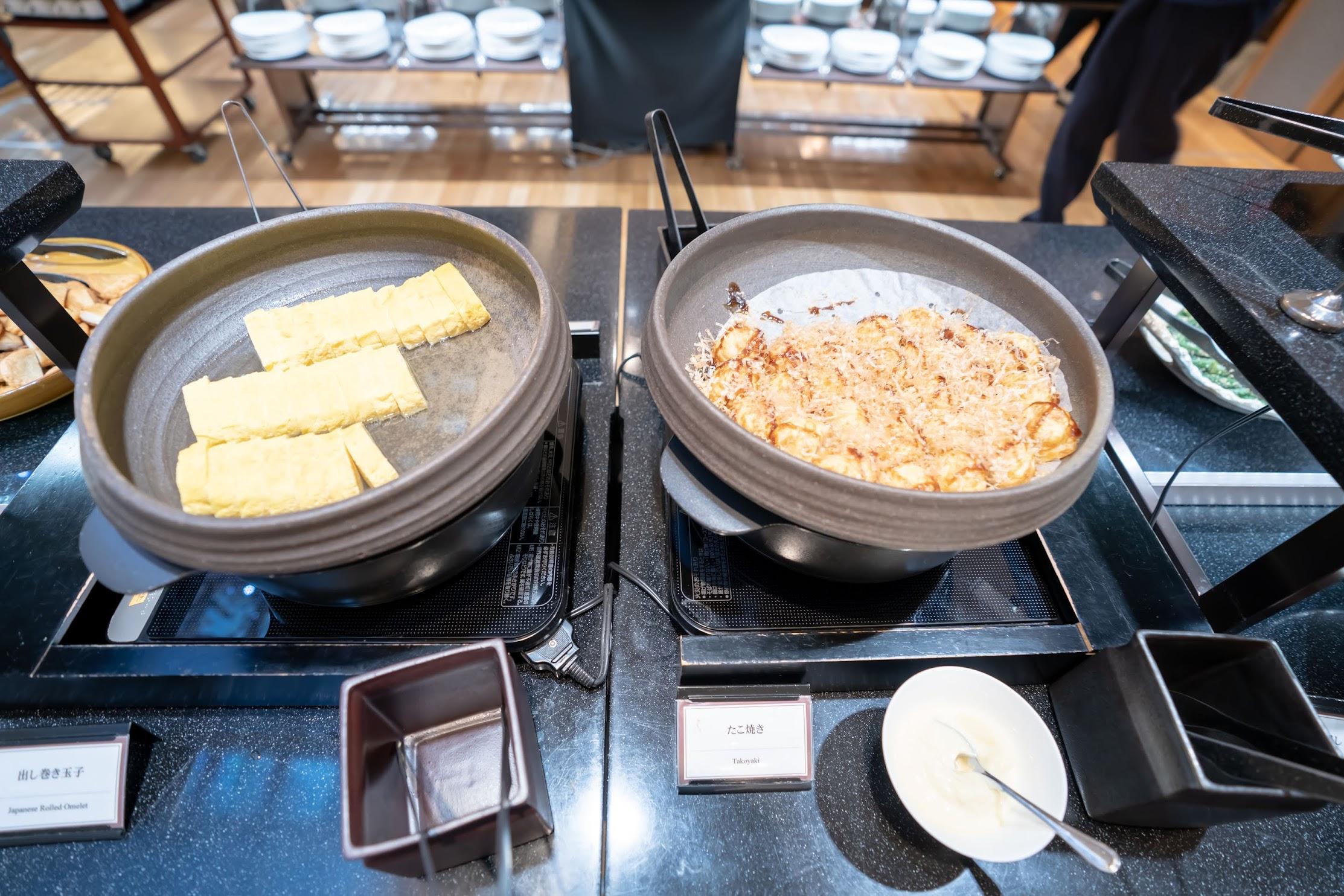 ホテルグランヴィア大阪 朝食1