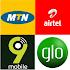 Naija Networks & Banks Codes (Spogam)