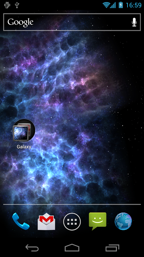 Ice Galaxy- screenshot