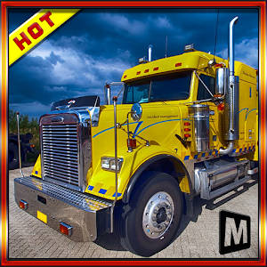 Transporter Truck Simulator 3D for PC and MAC