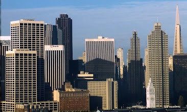 Photo: I've always loved the San Francisco skyline from the bridge