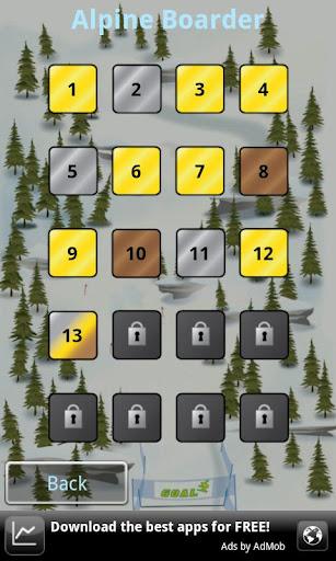 Alpine Boarder  screenshot 7