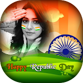 Republic Day Photo Frames 2018