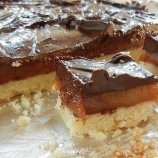 Millionaire Shortbread With Sea Salt