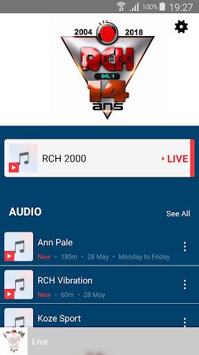 Capturas de pantalla de RCH 2000 Haití 2