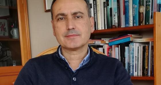 """Fernando Martínez López: """"Es mi novela con más peso literario"""""""