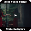 All State Video Songs icon