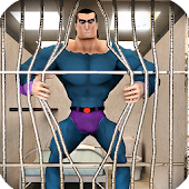Incredible Monster Prison: Superhero Escape