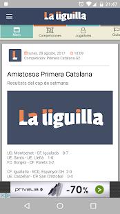 LA LIGUILLA - náhled