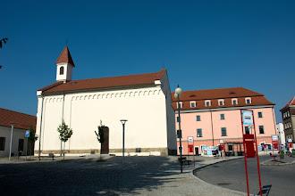 Photo: Kaplica Niepokalanego Poczęcia NMP z 1611 r.
