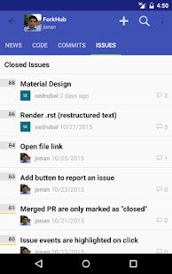 ForkHub for GitHub Screenshot 12