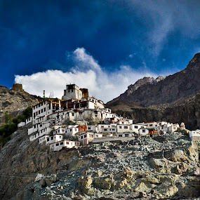 Monastery on a Hill by Dan FotoWorx - Landscapes Travel