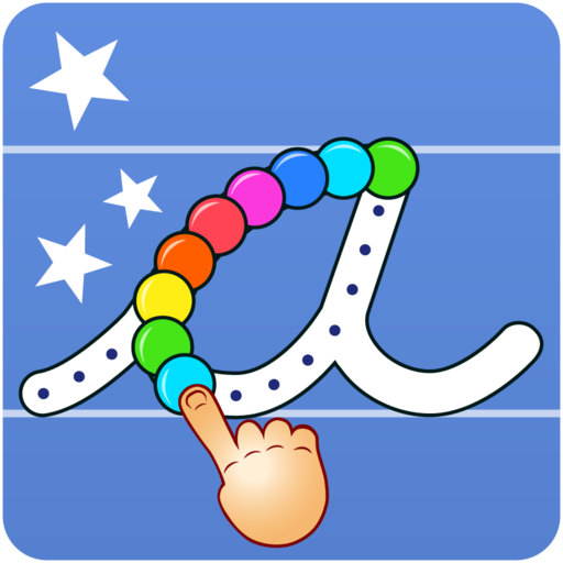 Cursive Writing Wizard - Handwriting Icon