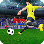 Soccer Free Kicks League: World Cup Final 2018