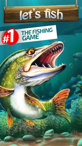 Let's Fish: Sport Fishing Games. Fishing Simulator screenshot 10