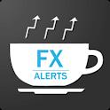 Forex Coffee: Advanced Forex Alerts & Signals icon