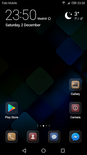 Download Dark Mode Pro theme for Huawei EMUI 5/5 1/8 on PC