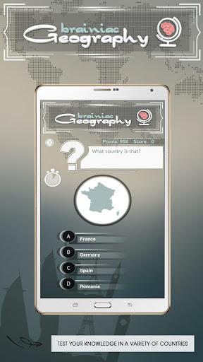 Geography Brainiac World Quiz Apk Download 13