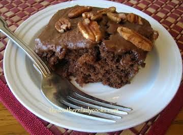 SOUTHERN COCA COLA CAKE