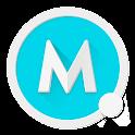 마카롱 - 차계부, 차량관리, 주유소찾기 icon