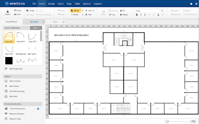 smartdraw diagrams google docs add on - Smartdraw Support