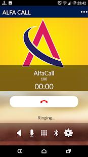Alfa Call - náhled