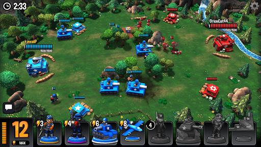 Mini Guns - Omega Wars 1.0.17 screenshots 16