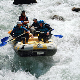 Wild water by Renaud Igor - Sports & Fitness Watersports