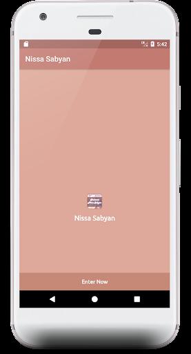 Nissa Sabyan Full - Deen Assalam 3.0.0 screenshots 1