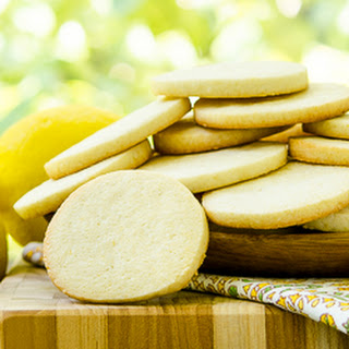 Lemon Sour Cream Cookies