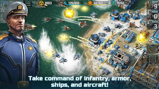 Art of War 3: PvP RTS modern warfare strategy game 1.0.75 screenshots 2