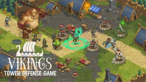 Vikings The Saga Full Kim Cương Cho Android