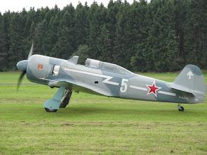 Photo: Yakovlev Yak-11 / ЯК-11 F-AZYA