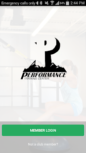 Performance Training Center- screenshot thumbnail