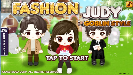Fashion Judy: Goblin Style