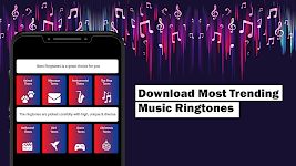 screenshot of Free Ringtones: Android Music Ring Tones Download™