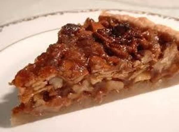 Caramel Nut Tart Recipe