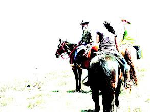 Photo: New Mexico ride w/Roberto.