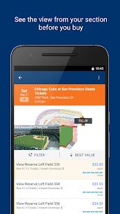 StubHub - Event tickets Screenshot 5