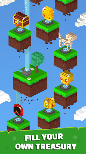 Diggerville - Digger Adventure | 3D Pixel Game  screenshots 2