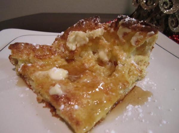 Puffy Pancake Pie Recipe