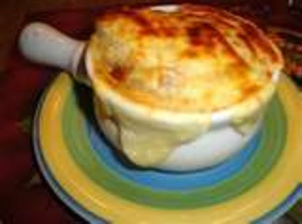 Easy Beefy French Onion Soup Recipe