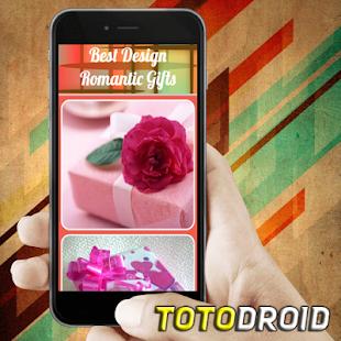 Nejlepší design romantické dárky - náhled